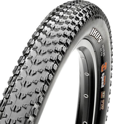 Покришка Maxxis Ikon EXO TubelessReady 27.5˝х2.20˝ (56-584) Folding 120TPI 3CS - Велосипед Ком
