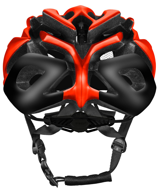 Шолом R2 Pro-Tec червоний/чорний