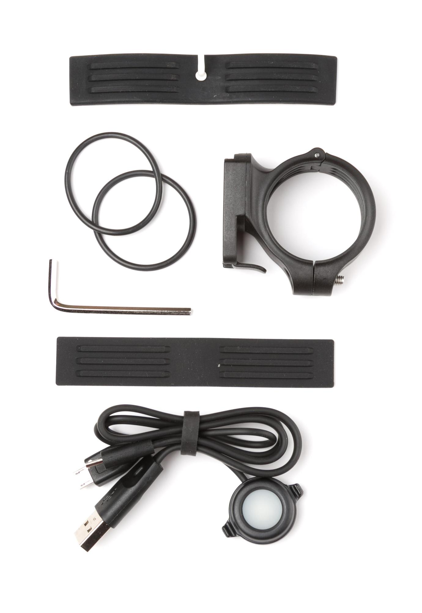 Комплектація фар PR600/PR900/PR1200
