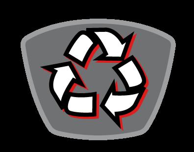 100% можливість переробки