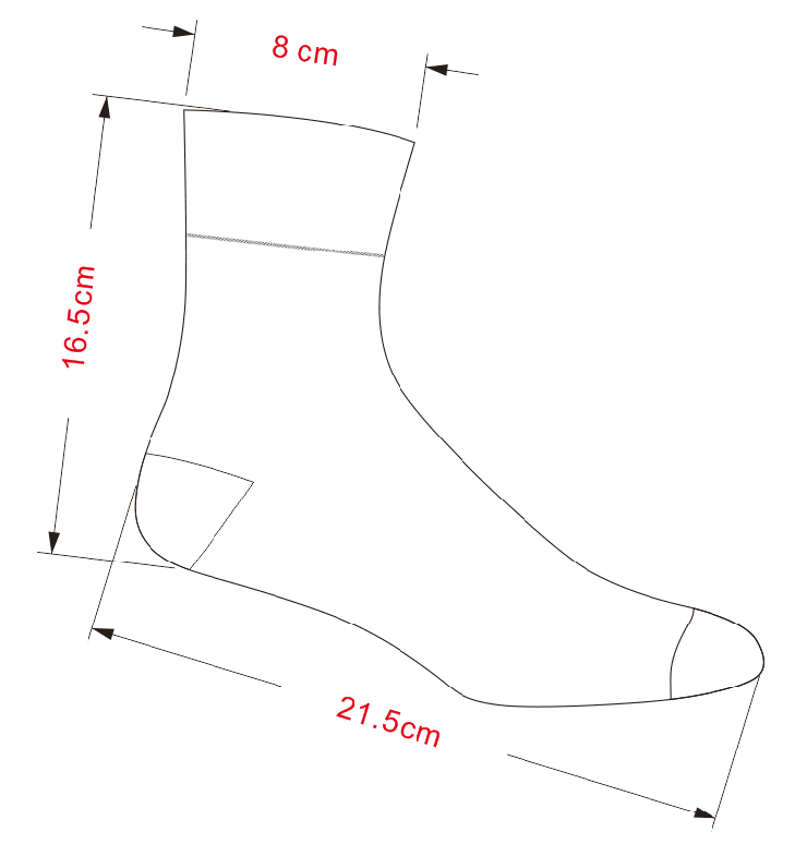 Шкарпетки ONRIDE Chase Free Size сірий/лайм